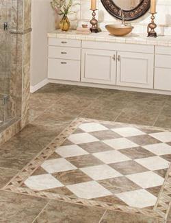 luxury vinyl tile in weatherford, ok